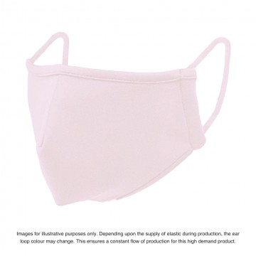 Kids Pink Nano-Tech Face Mask - Fits Ages 3 - 13. If ordering more than 2 USE DISCOUNT CODE 'BELLE5'