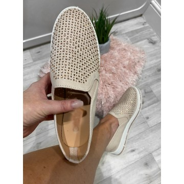Pale Pink sparkling Runners
