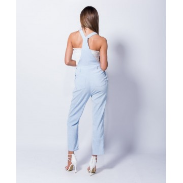 Baby Blue Dungarees