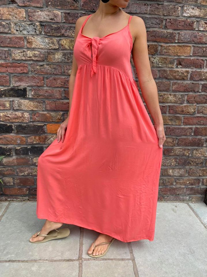 Carol Maxi Dress - One Size fits up to size 18