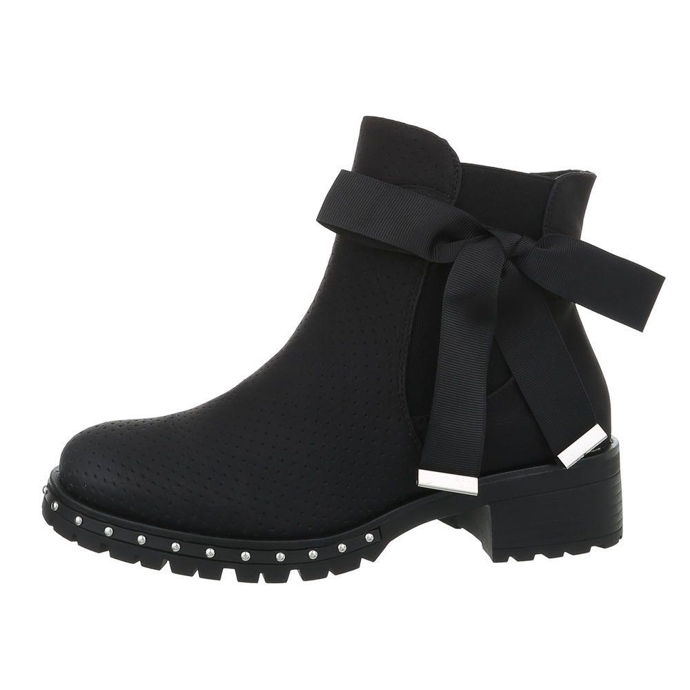 Damsen Chelsea Boots - Black