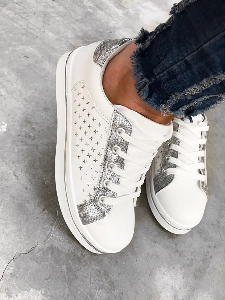 Star Trainers - Sliver - SPECIAL OFFER